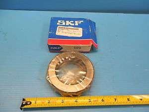 NEW SKF 51212 BALL BEARING INDUSTRIAL TRANSMISSION MADE IN GERMANY