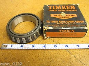 "Timken 39250 Tapered Roller Bearing 2-1/2"" Bore New"