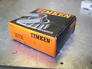 NEW 16150 TIMKEN TAPERED ROLLER BEARING 16150