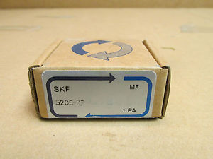 NIB SKF 5205 2Z SUPER PRECISION BEARING METAL SHIELDED 52052Z 25x52x20.6 mm