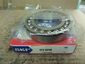 SKF Self Aligning Ball Bearing 1212 EKTN9 1212EKTN9 New