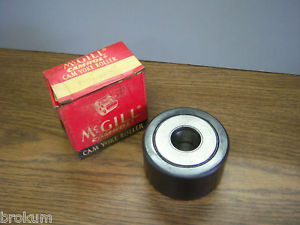 MCGILL CAM YOKE ROLLER BEARING CCYF-4S CCYF4S NEW