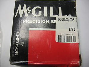 "20) McGill CFH-463 Cam Follower Bearing Caterpillar 9W-6347 1/2"" x 1/4"" Stud"