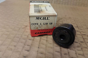 McGill Cam Follower Camfollower Bearing CCFH 1 1/8 SB CCFH118SB New