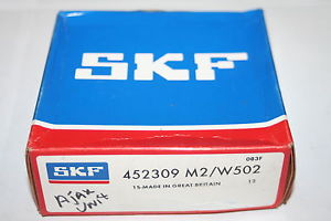 SKF 452309 M2/W502 Spherical Bearing 452309M2W502 * NEW Unopened*