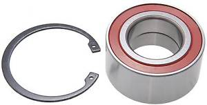 Front wheel bearing repair kit 43x80x38 same as Meyle 100 407 0078