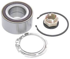 Front wheel bearing repair kit 37x72x37 same as Nipparts N4701045