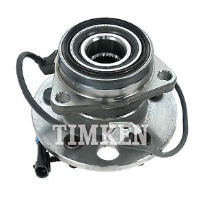 Wheel Bearing and Hub Assembly Front TIMKEN SP550308