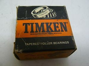 NEW TIMKEN A6075 TAPERED ROLLER BEARING ID .75 INCH W .439 INCH