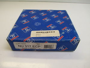 SKF NU317ECP CYLINDRAL ROLLER BEARING MANUFACTURING CONSTRUCTION