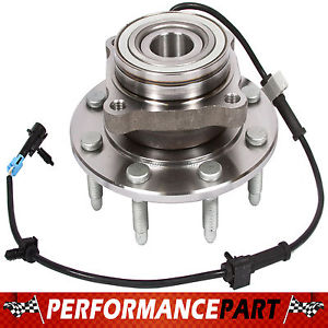 1 New GMB Front Left or Right Wheel Hub Bearing Assembly w/ ABS 730-0231