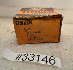 Timken 363-D Assembly (Inv.33146)