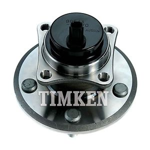 Wheel Bearing and Hub Assembly Rear TIMKEN HA590311