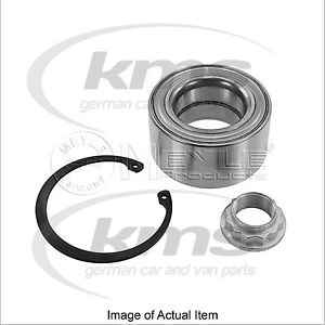 WHEEL BEARING KIT BMW 3 Coupe (E92) 320 i 150BHP Top German Quality