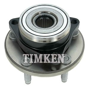 Wheel Bearing and Hub Assembly Front TIMKEN 513100