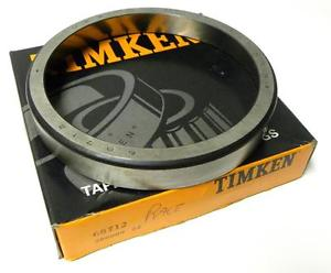"BRAND NEW TIMKEN 68712 TAPERED BEARING CUP 7.1250"" OD X 1.0000"" WIDTH"
