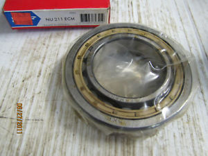 SKF Explorer Bearing NU 211 ECM NU211ECM New