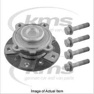 WHEEL HUB INC BEARING & KIT BMW 1 Series Convertible 118d E88 2.0L – 141 BHP Top