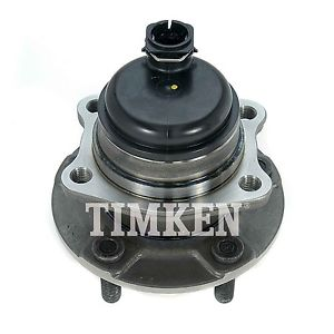 Wheel Bearing and Hub Assembly Rear TIMKEN 512169