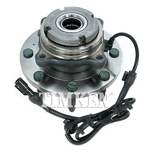 Wheel Bearing and Hub Assembly Front TIMKEN fits 99-04 Ford F-350 Super Duty