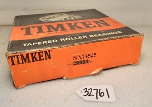 Timken NA74525 Tapered Roller Bearing (Inv.32761)
