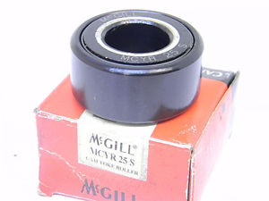NEW SURPLUS MCGILL CAMROL CAM YOKE ROLLER MCYR 25 S