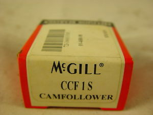 McGill CCF 1 S Cam Follower ~~~ LOT OF 5 ~~~