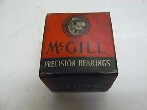 NEW MCGILL MR-18-S NEEDLE ROLLER BEARING CAGED SEALED ONE SIDE
