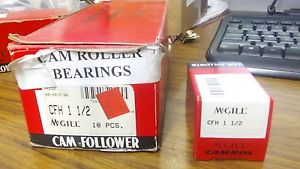 NIB MCGILL / CAMROL CAM FOLLOWER BEARING CFH-1 1/2