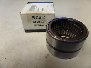 McGill Guiderol Needle Roller Bearing GR 22 SS GR-22-SS GR22SS New