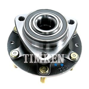 Wheel Bearing and Hub Assembly Front TIMKEN HA590206