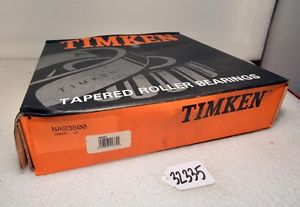 Timken NA93800 Tapered Roller Bearing (Inv.32335)
