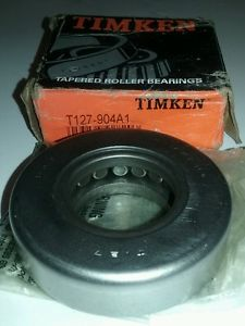 TIMKEN T127-904A1 ROLLER BEARING, NEW, FREE SHIPPING