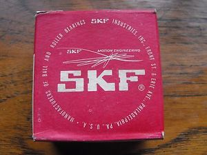 "SKF 462307 J BEARING USA 35mm Bore 80mm OD 1.3750"" Width Double Shield NOS"