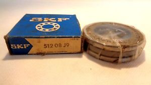 NEW IN BOX SKF 51208-J9 THRUST BALL BEARING