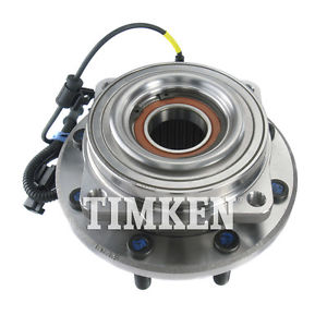 Wheel Bearing and Hub Assembly Front TIMKEN fits 11-15 Ford F-350 Super Duty