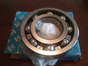 6320JEM SKF New Single Row Ball Bearing 100mm Bore, 215mm OD 47mm Width, 31500lb