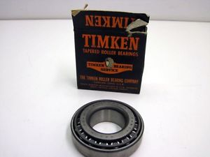 Timken Tapered Roller Bearing 02877 w/ Cup 02820