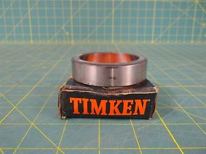Timken 02420 Tapered Roller Bearing Cup USED