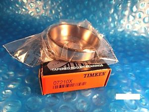 Timken 07210X, 07210 X, Tapered Roller Bearing Cup