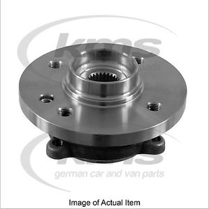 WHEEL HUB INC BEARING Mini MINI Convertible Cooper R57 (2009-) 1.6L – 118 BHP To