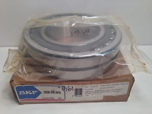 NEW! SKF SPHERICAL ROLLER BEARING 22218-CCK/W33 22218CCKW33