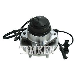 Wheel Bearing and Hub Assembly Front TIMKEN 513196