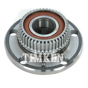 Wheel Bearing and Hub Assembly Rear TIMKEN 512012