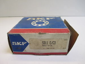 SKF 5311 E/C3 BALL BEARING MANUFACTURING CONSTRUCTION BRAND NEW