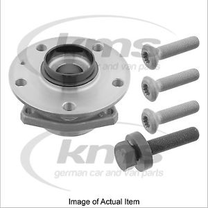 WHEEL HUB INC BEARING VW Caddy Van MaxiTDI 140 (2010-) 2.0L – 138 BHP Top German