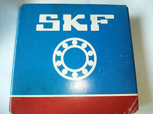 SKF BEARING 6205 NR JEM w/ snap ring Quality 25X52X15mm (3-8-10)