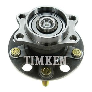 Wheel Bearing and Hub Assembly Rear TIMKEN HA590221