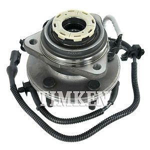 Wheel Bearing and Hub Assembly Front TIMKEN 515027