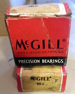 McGILL MI6 CAGEROL NEEDLE BEARING INNER RACE – NEW – C241